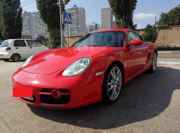Porsche Cayman, 2005 год, 1 750 000 руб.
