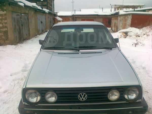 Volkswagen Golf, 1987 год, 90 000 руб.