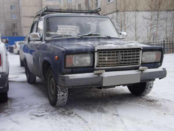 Лада 2107, 1989 год, 29 900 руб.