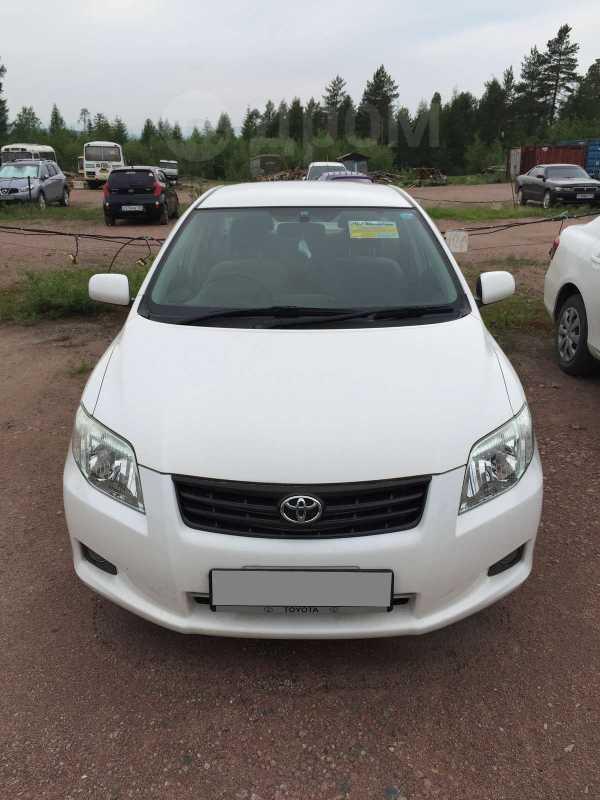 Toyota Corolla Axio, 2011 год, 475 000 руб.