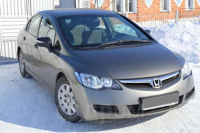 Honda Civic, 2009 год, 580 000 руб.
