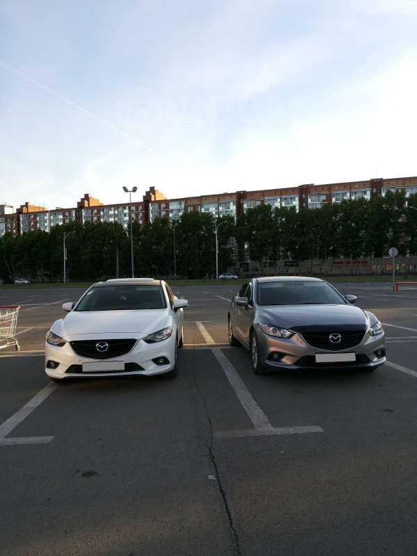 Mazda Mazda6, 2013 год, 1 200 000 руб.
