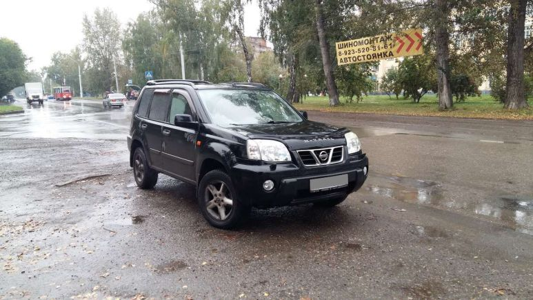 Nissan X-Trail, 2003 год, 310 000 руб.