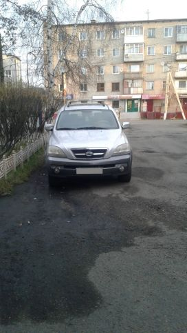 Мариинск Sorento 2005