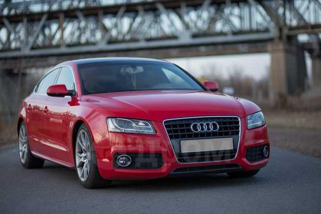 Audi A5, 2010 год, 930 000 руб.