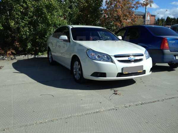 Chevrolet Epica, 2012 год, 500 000 руб.
