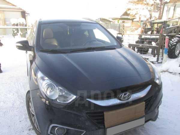 Hyundai ix35, 2012 год, 1 150 000 руб.