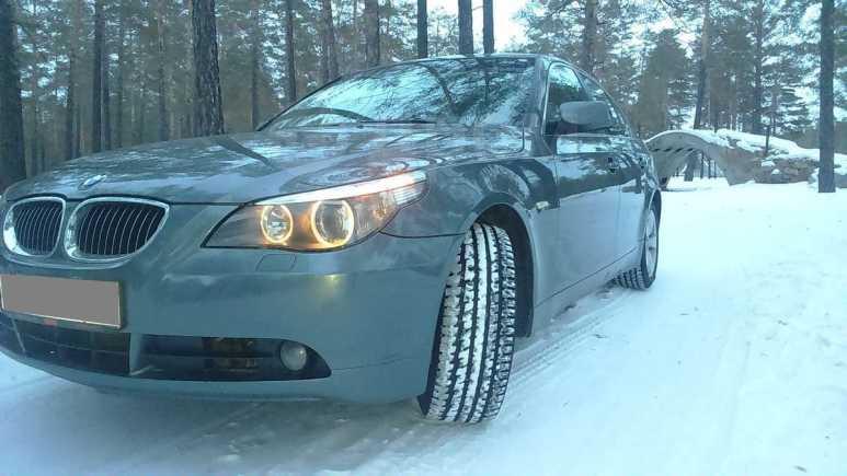 BMW 5-Series, 2006 год, 655 000 руб.