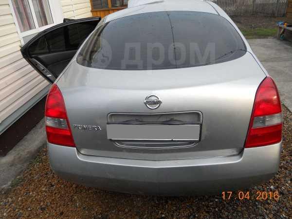 Nissan Primera, 2001 год, 80 000 руб.