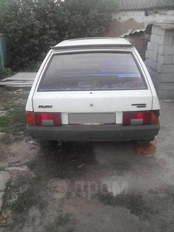 Лада 2109, 1990 год, 20 000 руб.