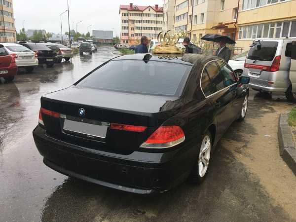 BMW 7-Series, 2003 год, 420 000 руб.
