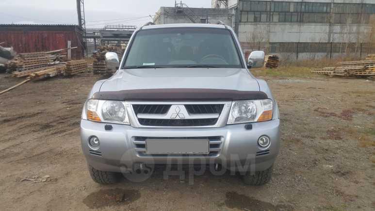 Mitsubishi Pajero, 2006 год, 640 000 руб.