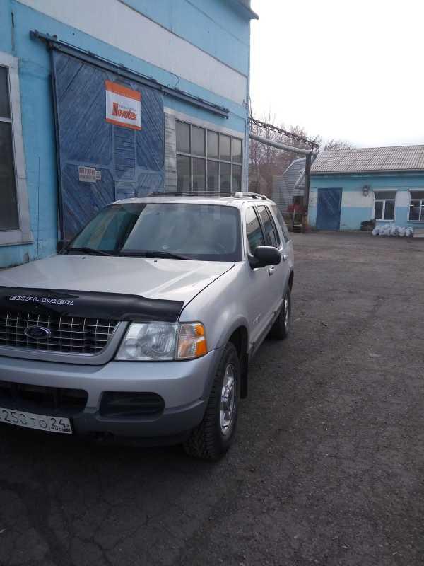 Ford Explorer, 2001 год, 425 000 руб.