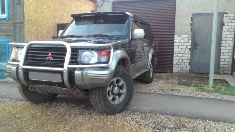 Mitsubishi Pajero, 1996 год, 180 000 руб.