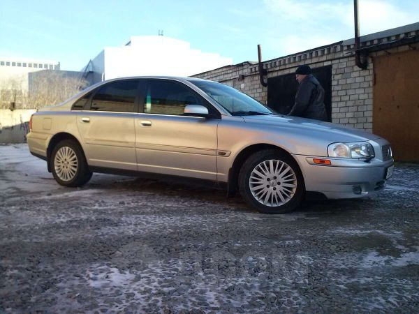 Volvo S80, 2004 год, 350 000 руб.