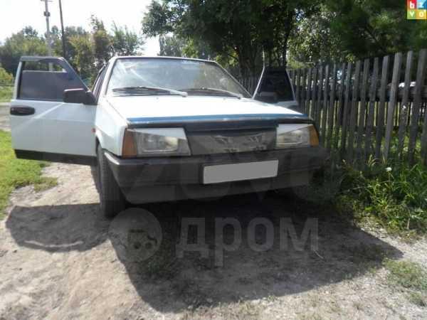 Лада 2109, 1987 год, 15 000 руб.