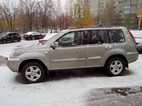 Nissan X-Trail, 2007 год, 590 000 руб.