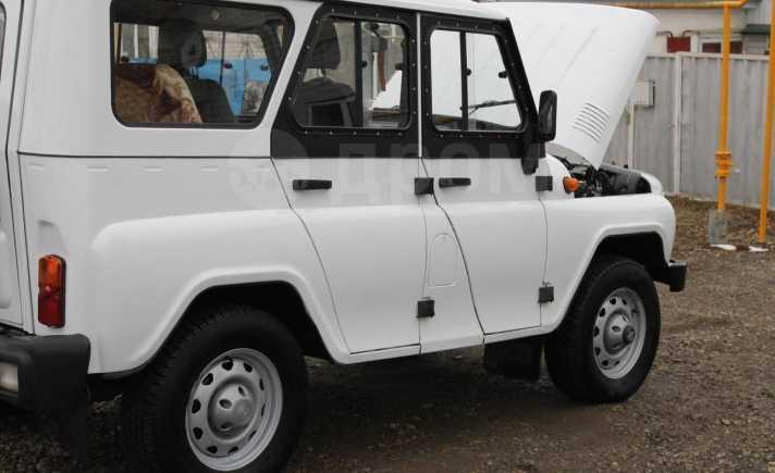 УАЗ Хантер, 2012 год, 375 000 руб.