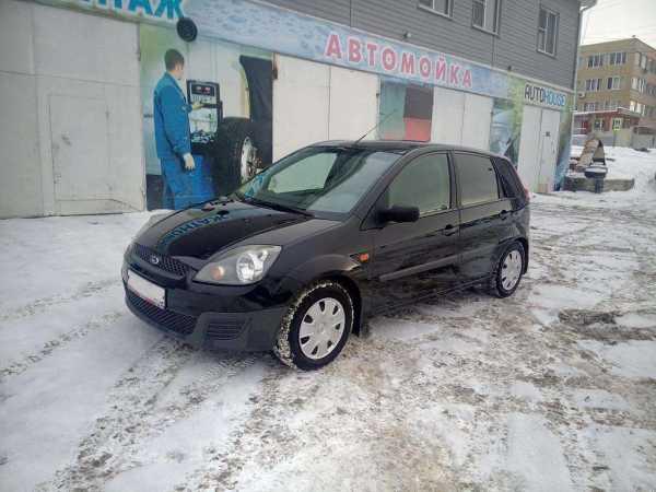 Ford Fiesta, 2008 год, 234 000 руб.