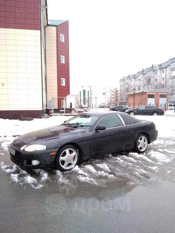 Toyota Soarer, 1994 год, 400 000 руб.
