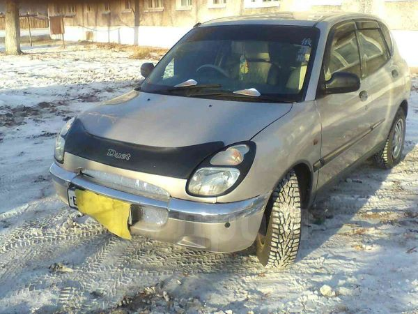 Toyota Duet, 2001 год, 188 000 руб.