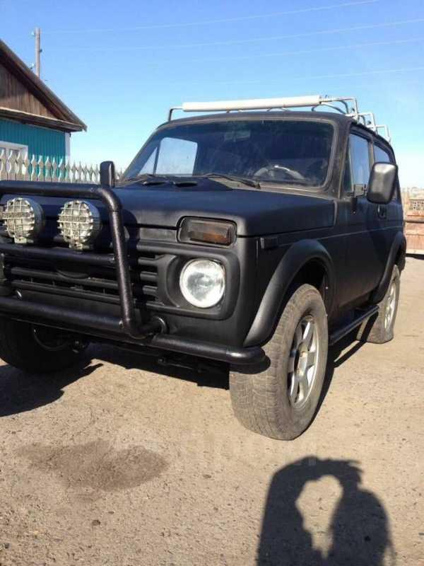 Лада 4x4 2121 Нива, 1987 год, 115 000 руб.