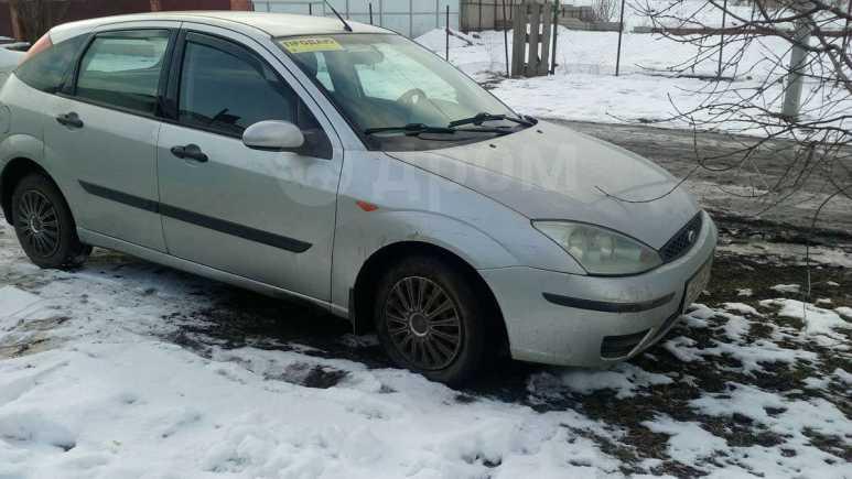 Ford Focus, 2003 год, 200 000 руб.