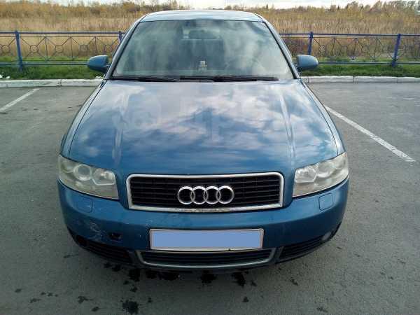 Audi A4, 2002 год, 260 000 руб.