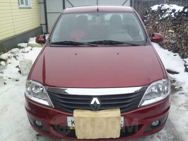 Renault Logan, 2011 год, 333 000 руб.