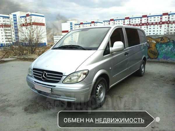 Mercedes-Benz Vito, 2003 год, 670 000 руб.