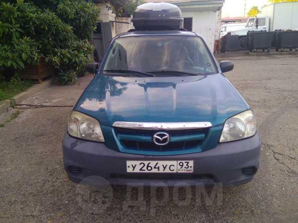 Mazda Tribute, 2004 год, 285 000 руб.