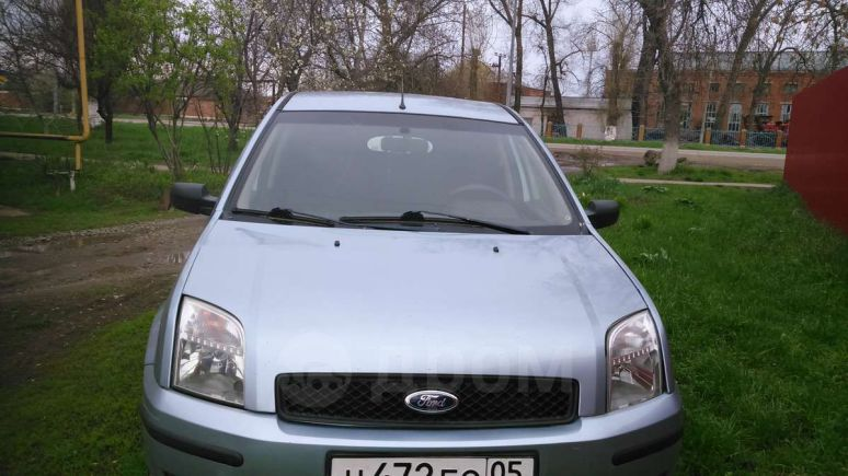 Ford Fusion, 2005 год, 199 000 руб.