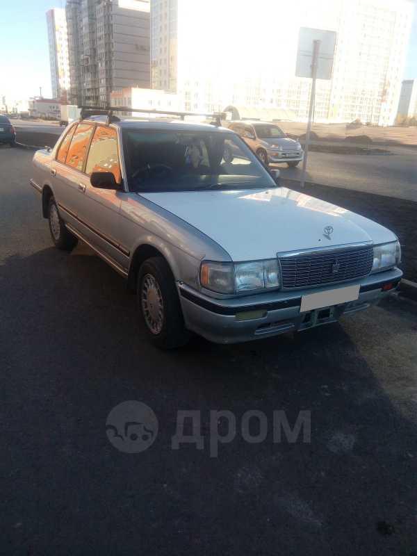 Toyota Crown, 1993 год, 119 000 руб.
