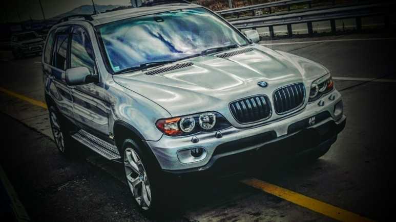 BMW X5, 2004 год, 780 000 руб.