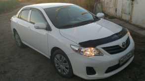 Чита Corolla 2012