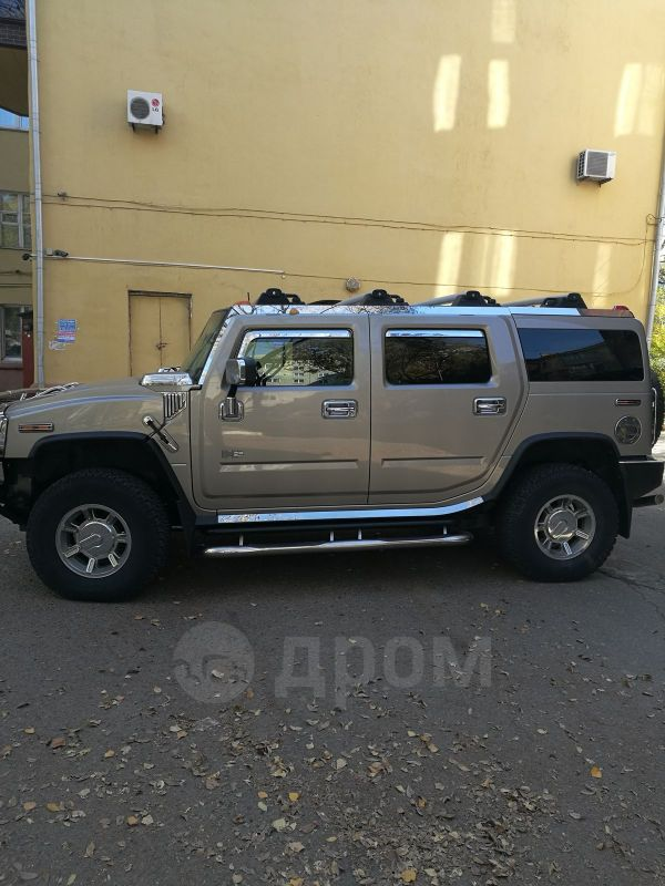 Hummer H2, 2003 год, 1 350 000 руб.