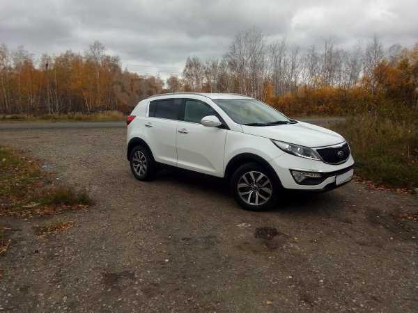 Kia Sportage, 2014 год, 1 125 000 руб.