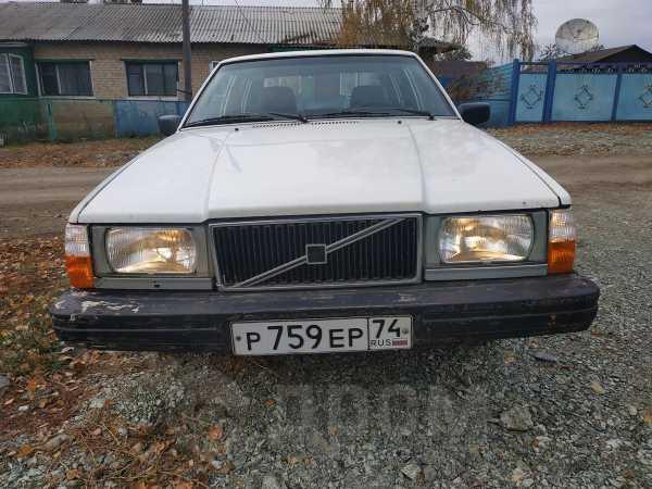 Volvo 740, 1986 год, 55 000 руб.