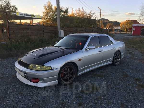 Nissan Skyline, 1996 год, 300 000 руб.