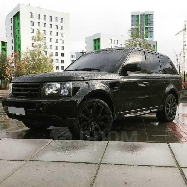 Land Rover Range Rover Sport, 2005 год, 500 000 руб.