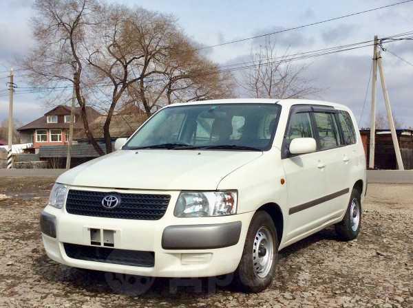 Toyota Succeed, 2014 год, 575 000 руб.