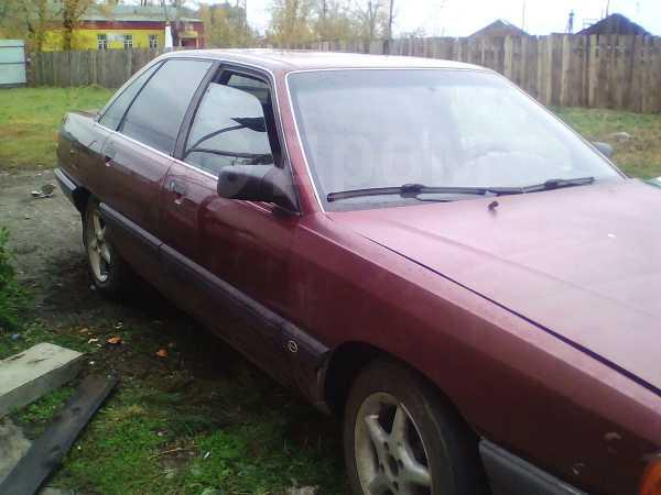 Audi 100, 1989 год, 65 000 руб.
