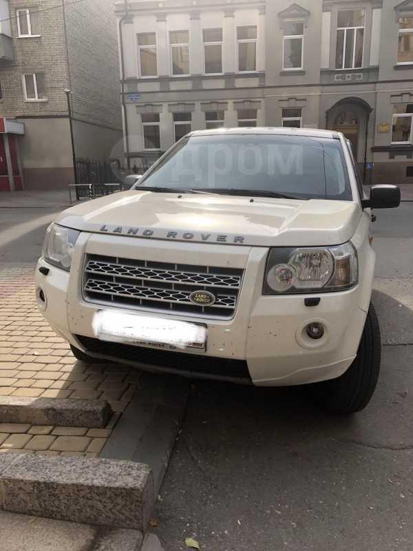 Land Rover Freelander, 2008 год, 560 000 руб.