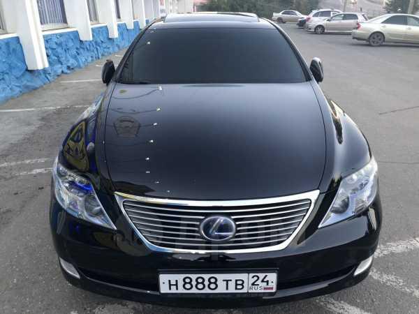 Lexus LS600hL, 2008 год, 1 450 000 руб.