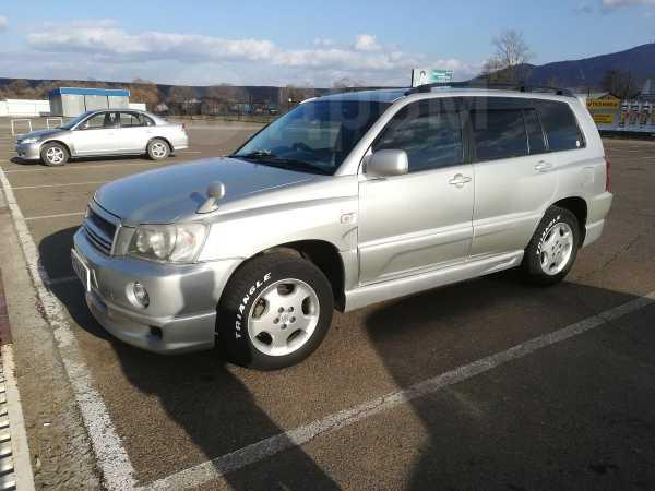 Toyota Kluger V, 2001 год, 700 000 руб.
