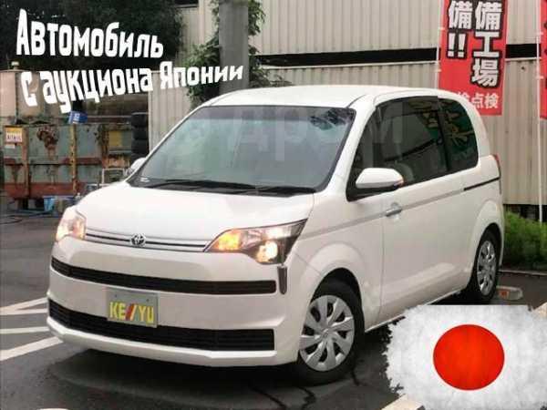 Toyota Spade, 2015 год, 640 000 руб.
