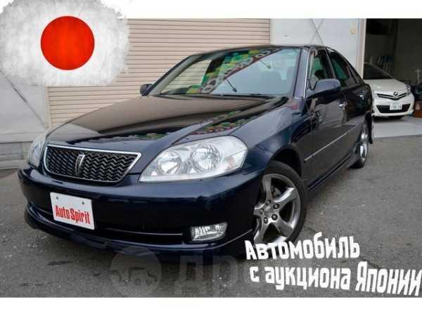 Toyota Mark II, 2002 год, 260 000 руб.