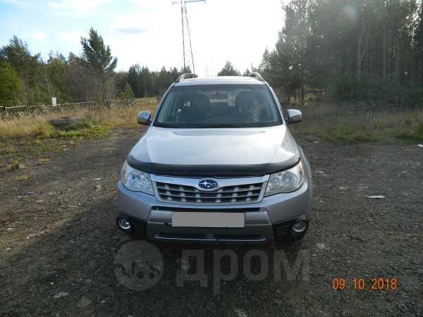 Subaru Forester, 2012 год, 1 030 000 руб.