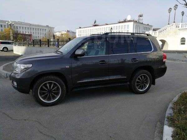 Toyota Land Cruiser, 2008 год, 2 190 000 руб.