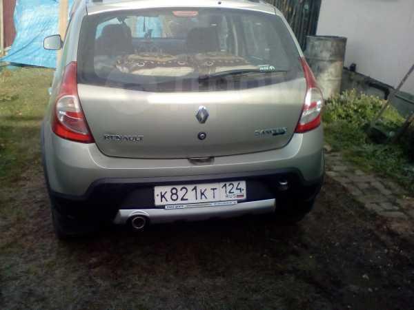 Renault Sandero Stepway, 2013 год, 400 000 руб.